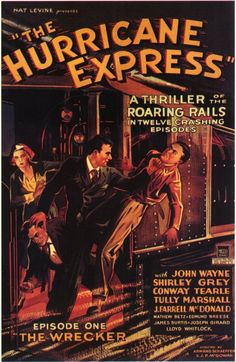 The Hurricane Express 1932 | John Wayne