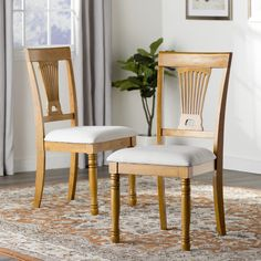 Found it at Wayfair - Dana Dining Chair