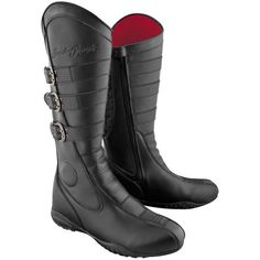 Speed and Strength Motolisa Women's Leather Road Race Motorcycle Boots - Black / Size 7 Speed and Strength http://www.amazon.com/dp/B009UPNJO0/ref=cm_sw_r_pi_dp_5Xo8tb0QJ4H14