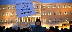 ΤΟ ΚΟΥΤΣΑΒΑΚΙ: NY Times: Οι Ελληνες δεν έχουν καταλάβει ακόμη τη ...     Όλα ακολούθησαν τη λογική και προδιαγεγραμμένη οδό τους: η ελληνική κυβέρνηση έστειλε τη λίστα των μεταρρυθμίσεων, οι υπουργοί Οικονομικών της Ευρωζώνης την ενέκριναν, επεκτείνοντας το πρόγραμμα της Ελλάδας και συνάμα η Ελλάδα ανέλαβε δεσμεύσεις για πειθαρχημένο προϋπολογισμό, είσπραξη φόρων και ανακούφιση από την ανθρωπιστική κρίση,