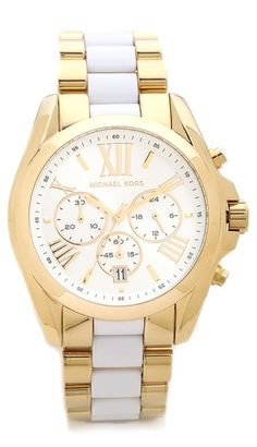 love this Michael Kors watch http://rstyle.me/n/k2bx5r9te