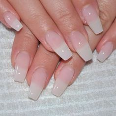 """Perfect """"Natural"""" nail"""