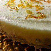 Cheesecake al limoncello di fatemi cucinare!!! http://fatemicucinare.blogspot.it/2014/03/cheesecake-al-limoncello.html