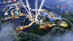 theme park master plan - Google Search