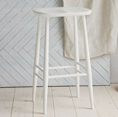 With timeless appeal, it has to be Ercol for wooden bar stools.
