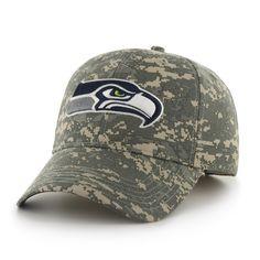 51b0b5869 NFL Men s Camo Baseball Hat - Seattle Seahawks Seattle Seahawks