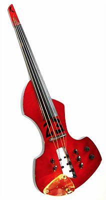 Les guitares du luthier Fred Kopo - Rennes | Contrebasses, Violons & Violoncelles