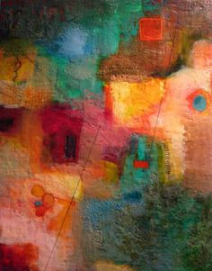 encaustic abstract - Google Search