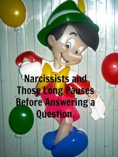 Narcissistic Abuse Tactic: How to tell when someone's lying, a behavior commonly found in moral disorders such as sociopathy and malignant narcissism. Narcissistic Mother, Narcissistic Abuse Recovery, Narcissistic Sociopath, Borderline Personality Disorder, Narcissistic Personality Disorder, Abusive Relationship, Toxic Relationships, Pinocchio, Pathological Liar