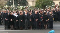 Prince Charles and fellow European royals joined tens of thousands of Romanians for the funeral of late King Michael I in Bucharest. Michael I Of Romania, Von Hohenzollern, Bucharest, Prince Charles, Funeral, Royals, King, Movie, Home
