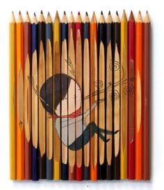 school supply nerd love #pencil