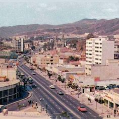 Av. San Martín - Años 50'