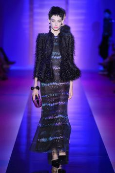Fall 2015 Couture - Giogio Armani - Look 22