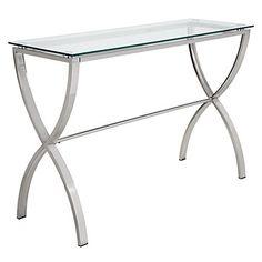 Sofa table #zgallerie