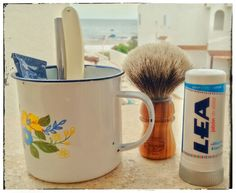 Shave of the day
