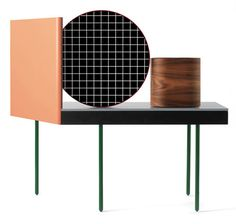 // Chandlo Dressing Table by Doshi Levien