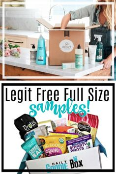 Looking for free stuff without surveys? On this list, everything included is freebies by mail that you can request! There is even free stuff for pregnant women – nice, eh? - Pregnacy and moms Free Samples Canada, Free Stuff Canada, Free Baby Samples, Stuff For Free, Free Samples By Mail, Free Stuff By Mail, Free Baby Stuff, Free Samples For Women, Freebies By Mail
