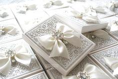handmade wedding invitations by Nadezhda Baziv