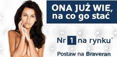 Na polskim rynku farmaceutycznym prawdziwą furorę w dziedzinie sprawności seksualnej robi suplement diety o nazwie Braveran. Jest to preparat dostępny dla każdego mężczyzny. Można go używać w każdym wieku i w dowolnie wybranym czasie, a jego skuteczność jest zaskakująco dobra.