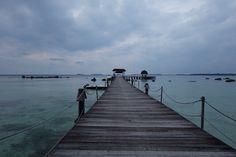 Pantara Island, Jakarta, Indonesia on lyvtoeat.blogspot.com