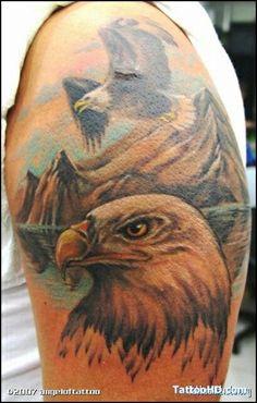 44 Meilleures Images Du Tableau Tatouage Aigle Animal Tattoos
