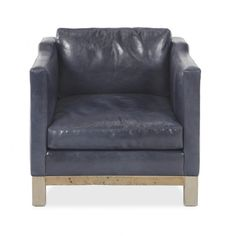 JAPHEY ECHO BLUE MARTIN CHAIR - Accent Chairs - Seating - Living | HD Buttercup Online