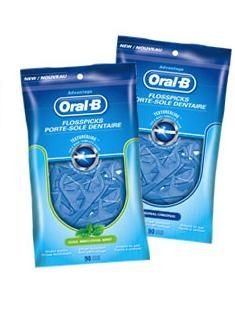 ****Just Released! $0.55 off Oral-B Glide Floss Pick 30 ct or larger***** - Krazy Coupon Club