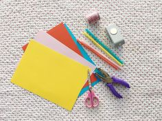 Excited to try a little craft activity i saw on @handmadecharlotte - all you need is coloured construction paper and straws (i used ikea's), string (i used bakery twine), scissors, hole puncher (i used 1/4 round) and a circle paper punch - see next post for more details 🎨