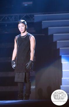 Taeyang - YG Family Concert in Taiwan (141025)