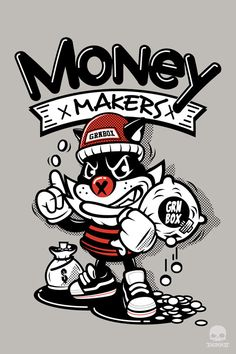 Money Makers by thinkd.deviantart.com on @deviantART
