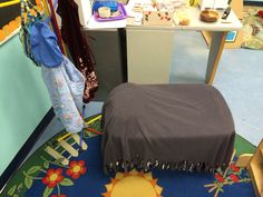 Family practice dramatic play