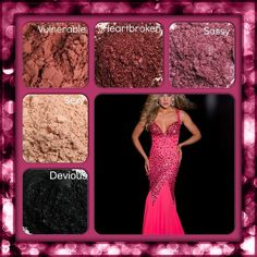 Prom is just around the corner... You've got the dress... But do you have your makeup?! Younique has a variety of colorful pigment powders to match any look not to mention the perfect lip gloss that includes a mirror on the side so that you can keep it close by as you're dancing the night away! Don't forget your 3D Fiber Lashes too!!