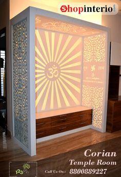 10 Mandir Designs For Contemporary Indian Homes Pooja Mandir Design Temple Design For Home
