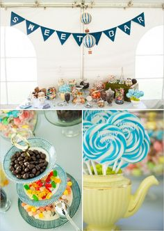 Sweet bar for your #Avilabeach #wedding