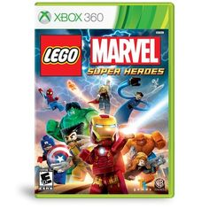 Discover the LEGO Marvel Super Heroes - Xbox One. Explore items related to the LEGO Marvel Super Heroes - Xbox One. Organize & share your favorite things (including wish lists) with friends. Nintendo Ds, Nintendo Handheld, Nintendo Games, Wii U, Far Cry Primal, Lego Games, Xbox 360 Games, Playstation Games, Ps4 Games For Kids