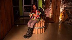 Conception Stéphanie Beaudoin pour l'émission Visite Libre sur Télé-Qc et | ARTV