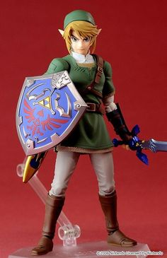 figma #Link Twilight Princess version The Legend of #Zelda #GoodSmileCompany #Figurine #JeuVideo