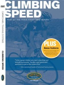 DVD CTS Climbing Speed Training DVD Created directly in response to our customers' requests the Train Right Climbing Series DVDs target three of the most important components for becoming a faster more powerful cyclist: Strength Power a http://www.MightGet.com/february-2017-1/dvd-cts-climbing-speed-training-dvd.asp