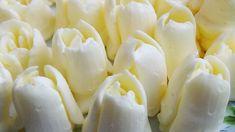 Палочка выручалочка для украшения Тортов! Молочно-Масляный крем!!! Cupcake Cream, Coconut Flakes, Delish, Icing, Garlic, Spices, Cooking Recipes, Sweets, Candy