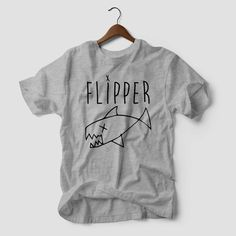 Flipper Nirvana Kurt Cobain Rock Music Band Tee T-Shirts Hipster Tumblr dope