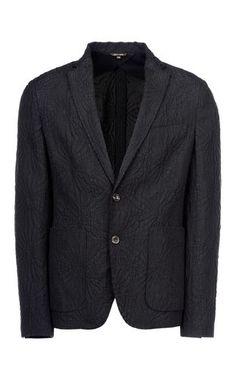 Blazer Men - Coats & jackets Men on Roberto Cavalli Online Store