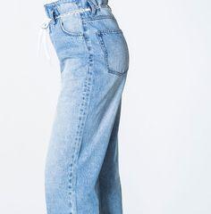 Paperbag Code Blue Jeans