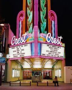 Art Deco Cinema Theaters