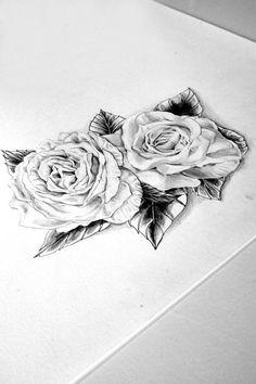 Tattoo sketch, made by Nat-Art Tattoo, Natascha Sastra.