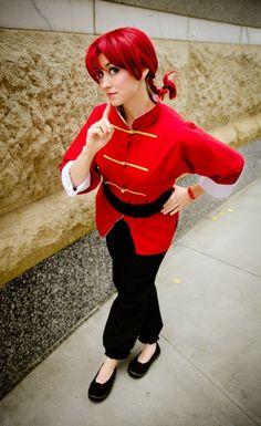 Megapost los mejores cosplay de Ranma 1/2 :)