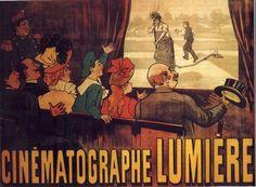 Le Cinématographe des frères Louis et Auguste Lumière, 1895. #cinematographe #lesfrereslumiere #lumierebrothers #cineclubbomontage