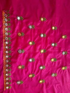 Simple Blouse Designs, Dress Neck Designs, Embroidery Designs Free Download, Machine Embroidery Designs, Wedding Saree Blouse Designs, Saree Blouse Neck Designs, Kurti Embroidery Design, Beaded Embroidery, Embroidery Stitches