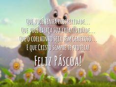 Uma feliz Páscoa - Belas Mensagens