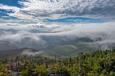 Went hiking in New Hampshire to shoot some mountains but the clouds stole the show [OC][3000x2000]