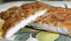 Super easy to make with step by step instructions. My whole family loves these breaded pork schnitzels!